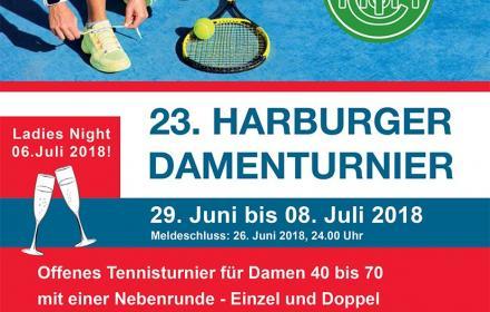 Tennisturnier beim HtuHC